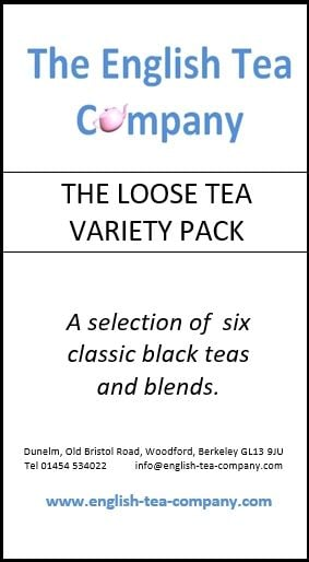 The Loose Tea Variety Pack