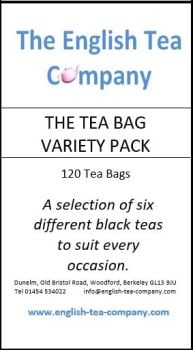 The Tea Bag Variety Pack