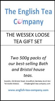 The Wessex Loose Tea Gift Set