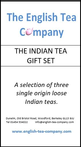 The Indian Tea Gift Set