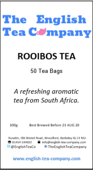 Red Rooibos Tea Bags