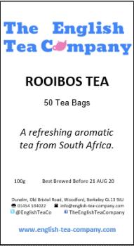 Red Rooibos Tea Bags