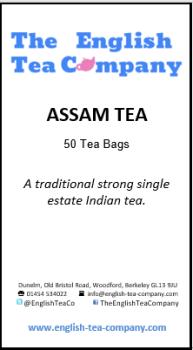 We sell tea blends  black teas, green teas, white teas and