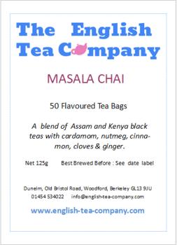 Masala Chai Spice Tea
