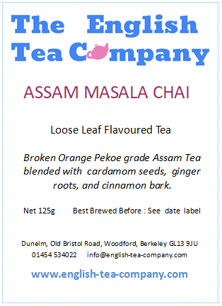 Assam Masala Chai Tea