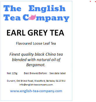 Earl Grey Loose Leaf