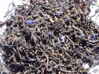 Earl Grey Tea with cornflowers - 125g
