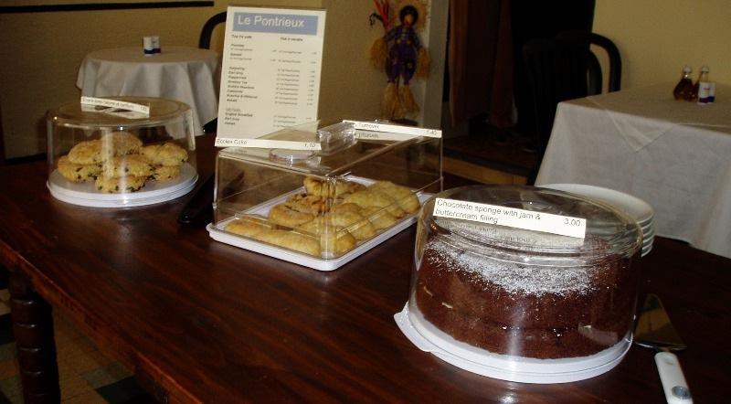 Le Pontrieux cakes