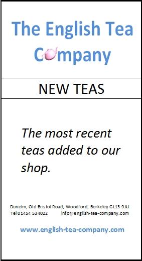 New Teas