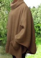 Ladies Fleece Capes