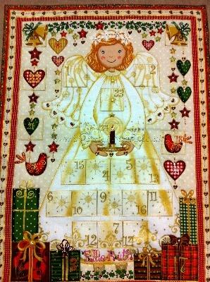 Advent Calendar - Angel