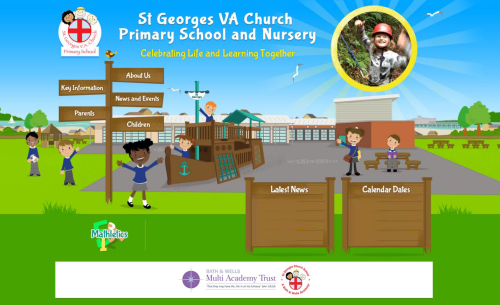 st georges primary school pic