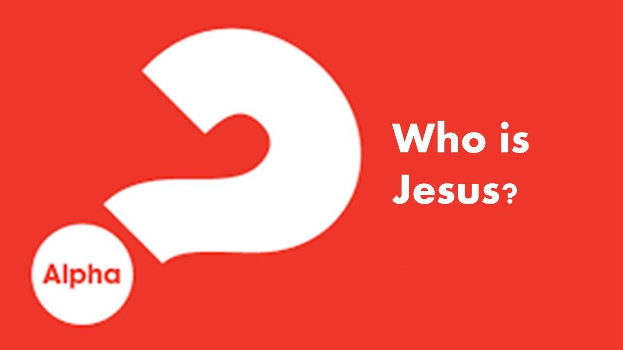 alpha who is jesus