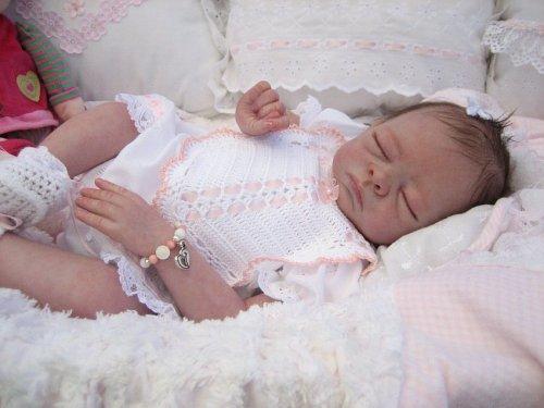 Sleeping - Molly Kit by Tasha Edenholm - *COMPLETE REBORN STARTER SET!!* Ma