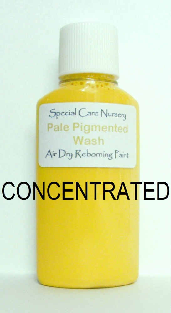 Special Care Nursery Air dry paints - *  The Washes* No.3 - 30ml PALE PIGME