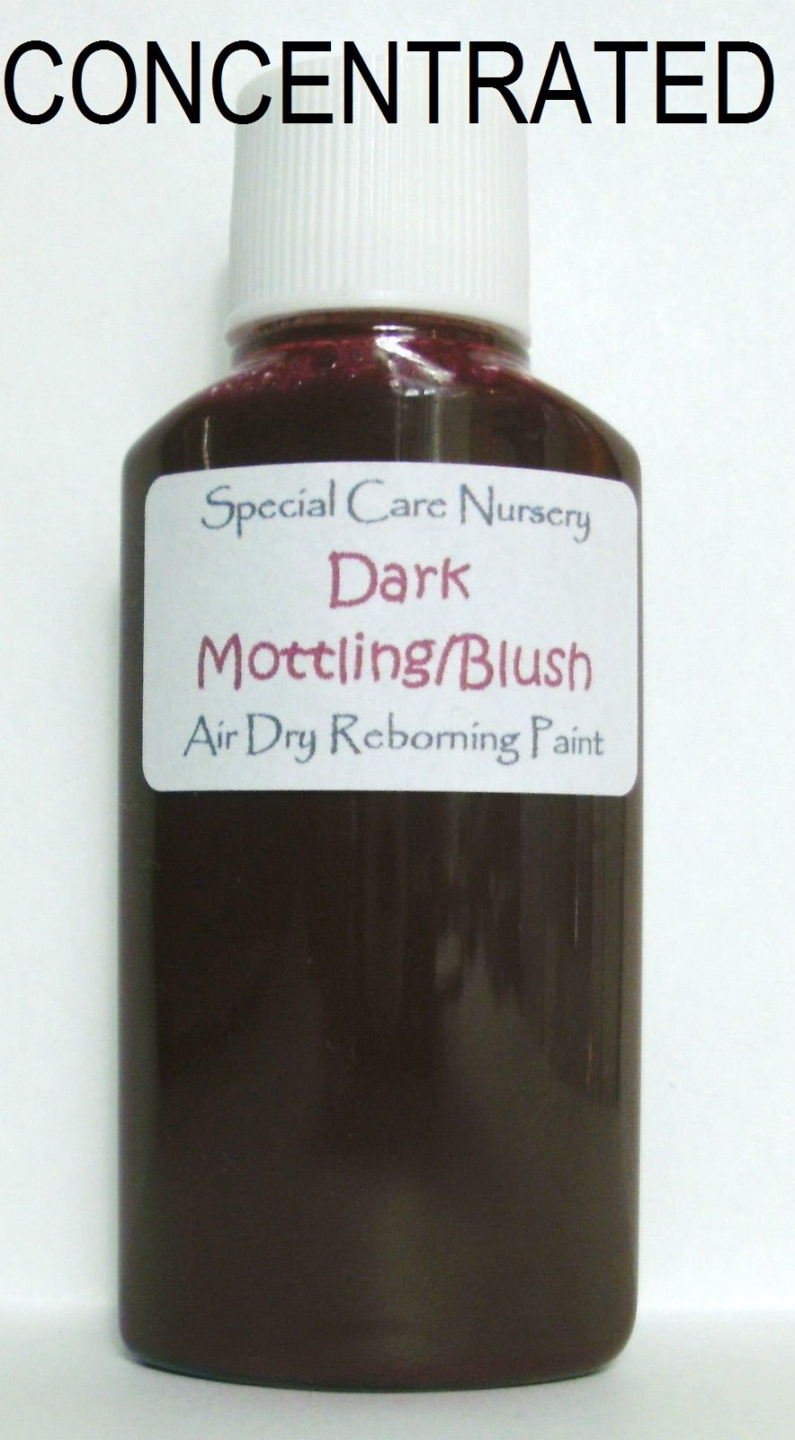 Special Care Nursery Air dry paints - *  The Washes* No.5 - 30ml DARK MOTTL