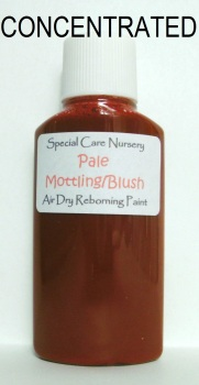 Special Care Nursery Air dry paints - *  The Washes* No.6 - 30ml PALE MOTTLING BLUSH WASH. *CONCENTRATED* Requires dilution with our thinners.