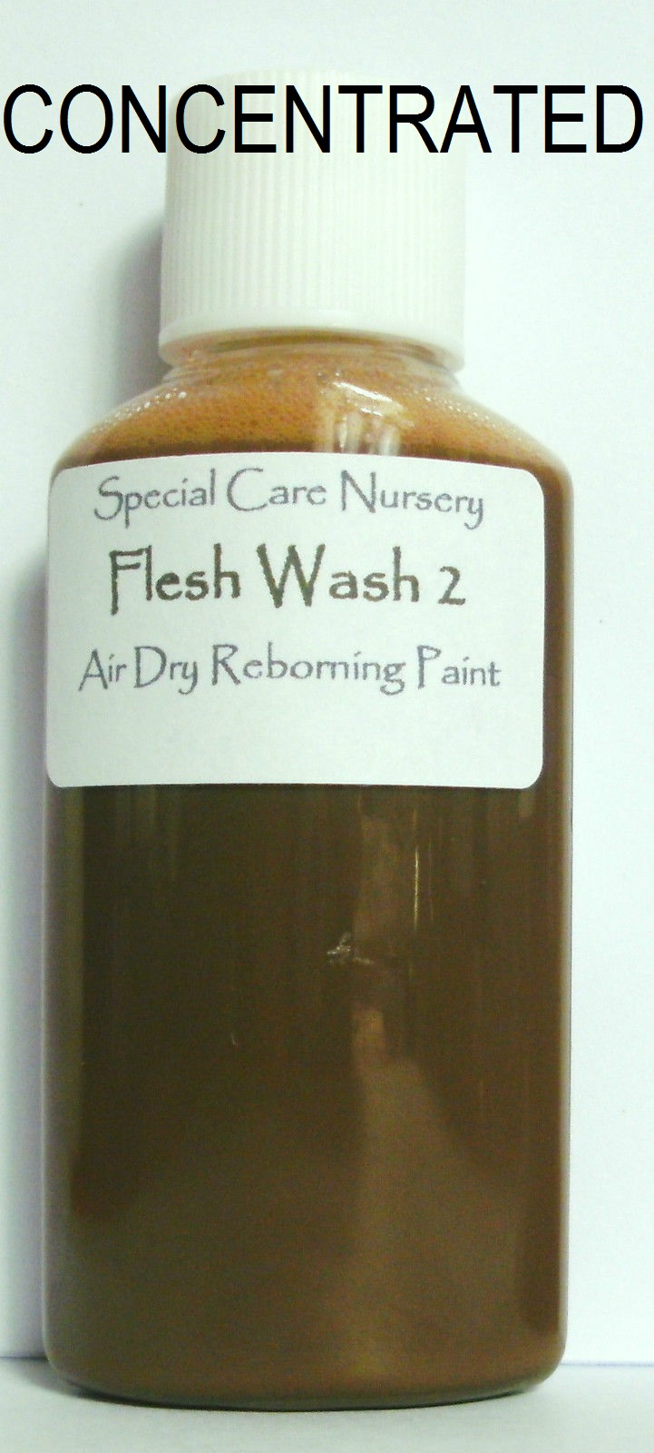 Special Care Nursery Air dry paints - * The Flesh Washes* - 30ml  FLESH WAS