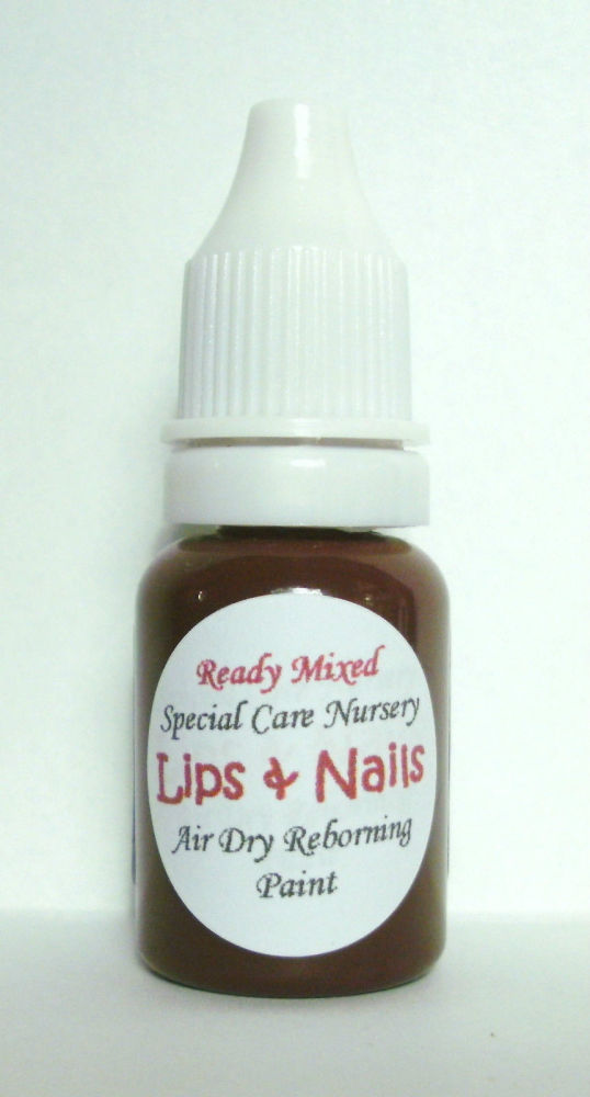 Special Care Nursery Air dry paints - * The Detailing paints* - 10ml Lips a