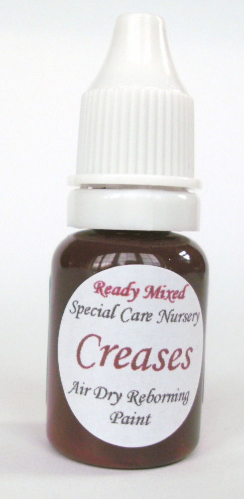 Special Care Nursery Air dry paints - * The Detailing paints* - 10ml Crease