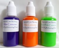 Special Care Nursery Air dry paints  -  ***NEW *** Corrector Washes set. CONCENTRATED