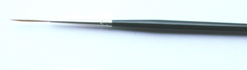 Fine Paint Brush LONG '000' SCN Air Dry - For our HAIR PAINTS/BROWS - Rebor