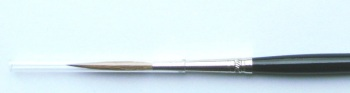 Fine Paint Brush LONG '1' SCN Air Dry - For our HAIR PAINTS/BROWS - Reborn baby