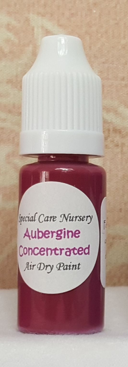 Special Care Nursery Air dry paints - *The concentrated paints* - 10ml Aube