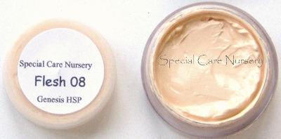 Genesis Heat Set Oil Paints 2g/ml pot Flesh 08