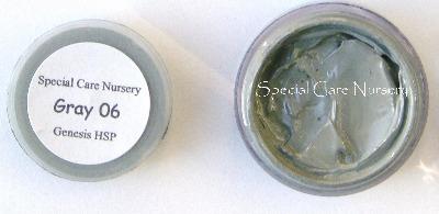 Genesis Heat Set Oil Paints 2g/ml pot Gray/Grey 06