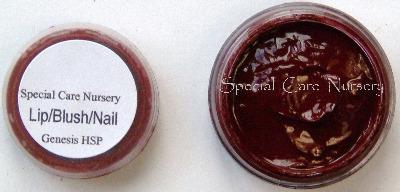 Genesis Heat Set Oil Paints 2g/ml pot Lip/blush/nail