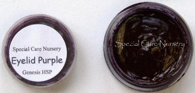 Genesis Heat Set Oil Paints 2g/ml pot Eyelid Purple