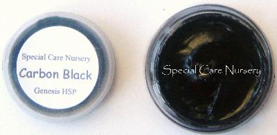 Genesis Heat Set Oil Paints 2g/ml pot - Carbon Black