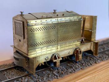 O&K H1 Petrol Locomotive