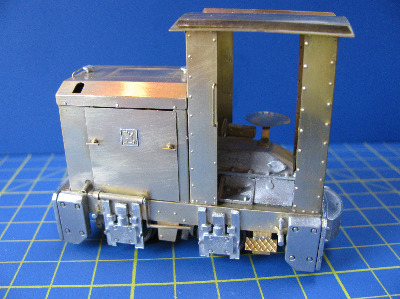 O&K MD2 Closed Cab Diesel Locomotive