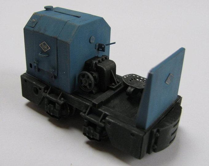 O&K M00a Diesel Locomotive