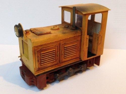 Ns2f Diesel locomotive