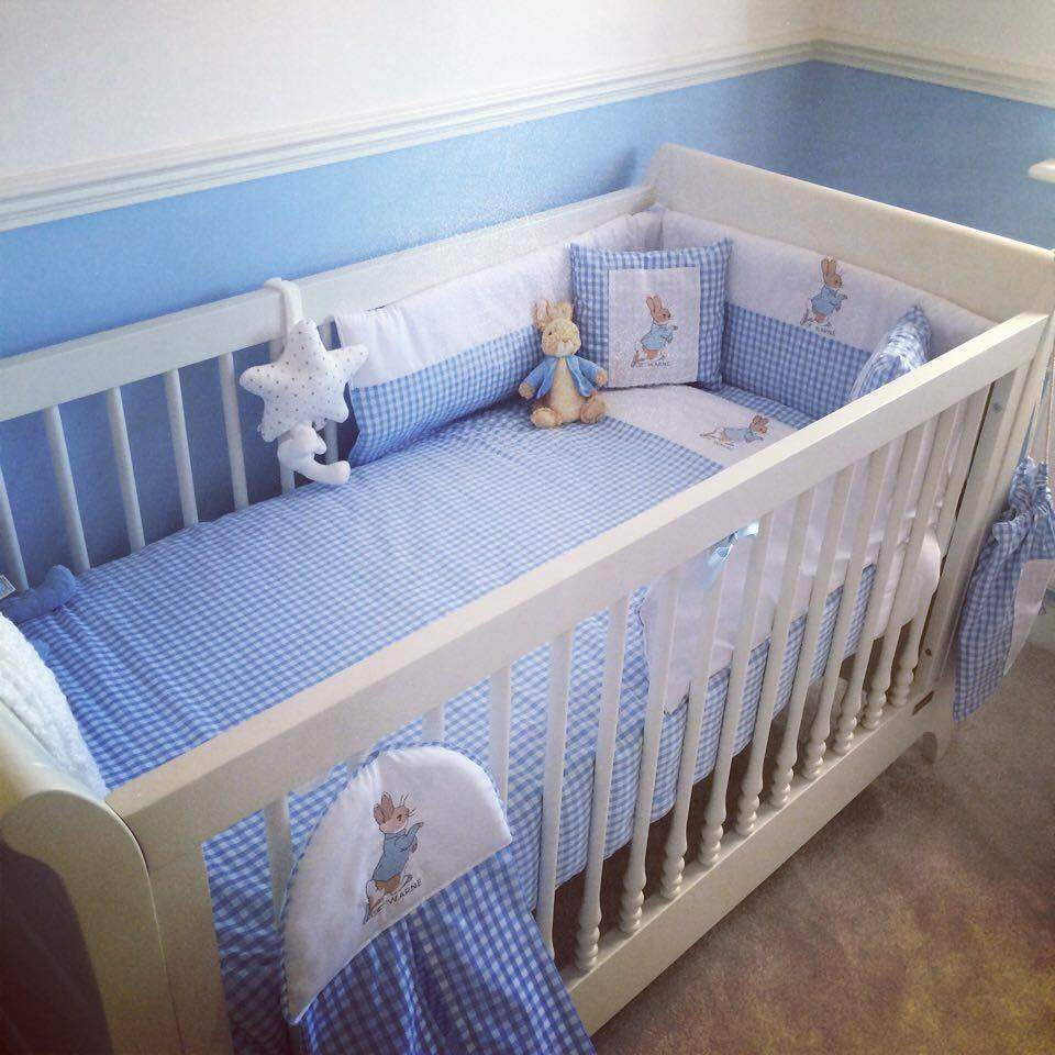 Peter Rabbit 3 Piece Baby Bedding Set