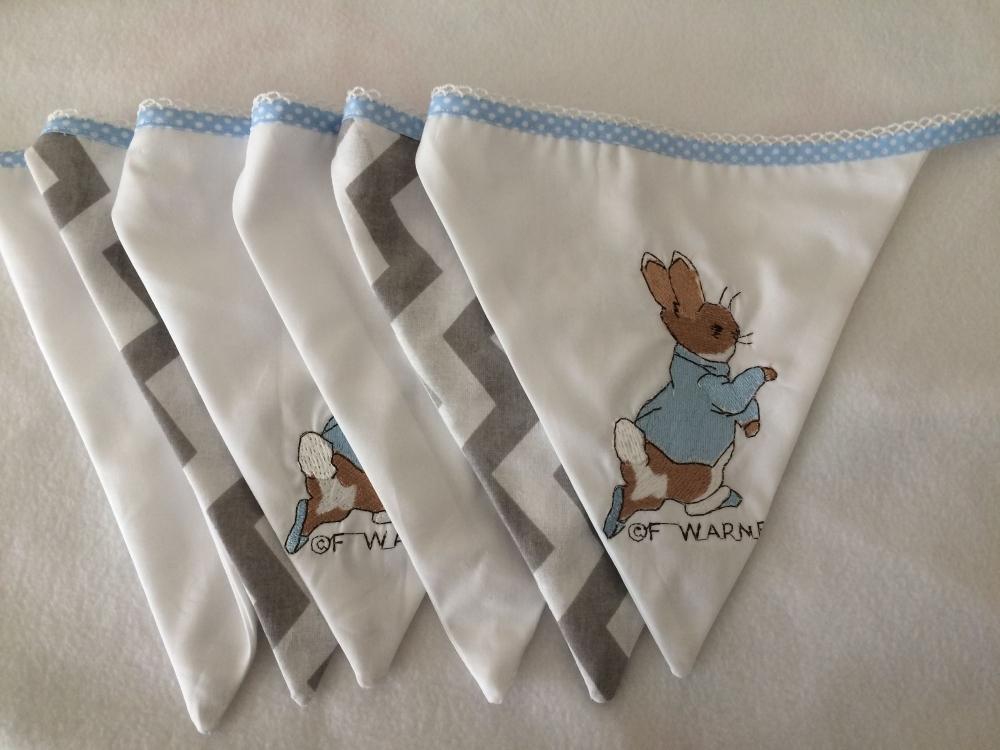 Peter Rabbit Bunting