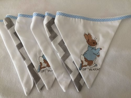Peter Rabbit Bunting