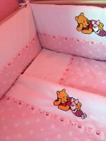 Winnie The Pooh Baby Bedding Set In Pink