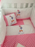 Personalised Cot Sets