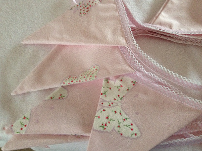 Bella Butterfly Bunting