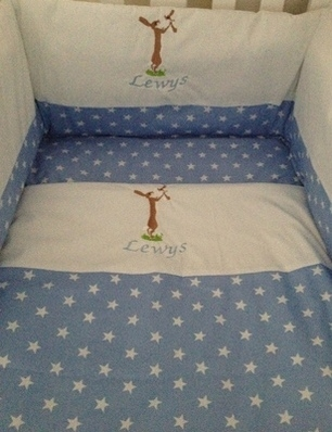 Guess How Much I Love You 3 Piece Baby Bedding Set
