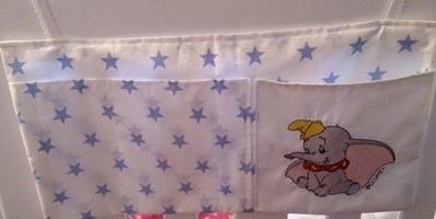 Dumbo Cot Tidy