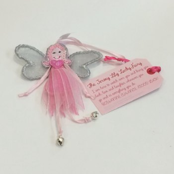 Jersey Lily Fairtrade Fairy
