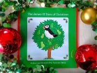 The Jersey 12 Days of Christmas Book