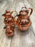 Jersey Copper Milk Can 1/8 Pint