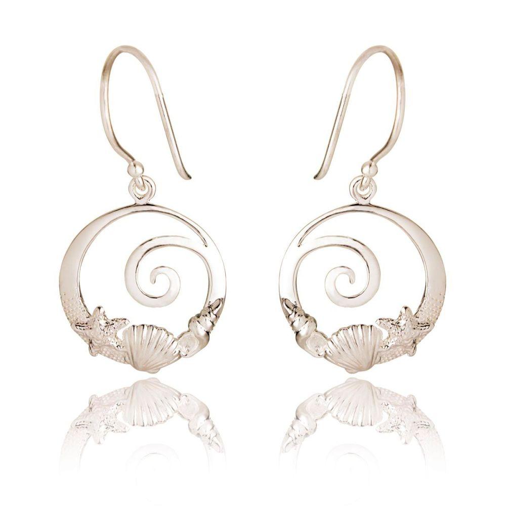 Coralia Nautical Earrings
