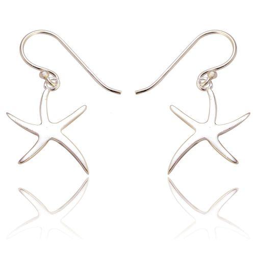 Miriam Slim Starfish Earrings